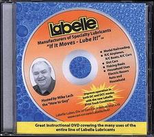 Labelle DVD (45 Minutes) How To Lube Your Model Trains, R/C Models, Mechanical Toys and Collectables
