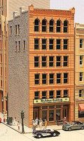 lds McAdam Building HO-Scale