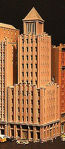 Lunde Studios Temple Tower - N-Scale