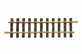 LGB (bulk of 12) Straight Track (Bulk of 12) 11-3/4'' G Scale Brass Model Train Track #10000
