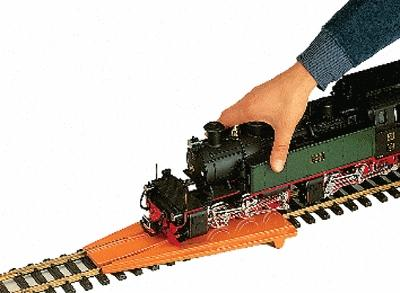 LGB LGB Rerailer -- G Scale Model Train Track Accessory -- #10020