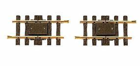 LGB Reversing Loop Set G Scale Brass Model Train Track #10151
