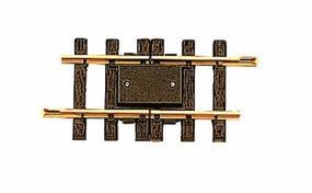LGB Two Rail Insulated Track Section 5.90 G Scale Brass Model Train Tra #10152