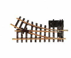 LGB R1 30 Degree Electric Right Hand Turnout 4 3 Dia G Scale Brass Model Train Track #12050