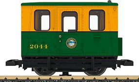 LGB Gang Car/Motor Car WP&YR - G-Scale