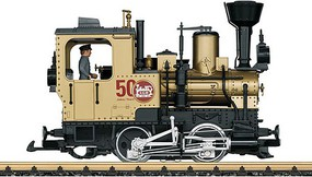 LGB LGB 50th Goldn Stainz Lok G-Scale