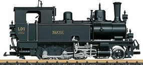 LGB Steam Loco Rhatia RhB - G-Scale