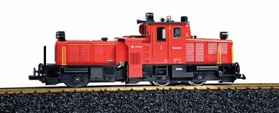 LGB Track Cleaning Loco - G-Scale