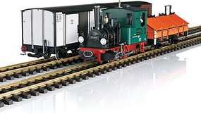 Dgtl LGB Factory Train - G-Scale