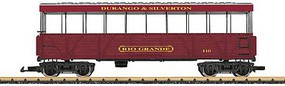 LGB Observation Car D&SNG - G-Scale