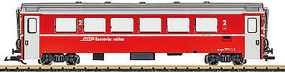 LGB RhB Exp Car Type B G Scale Model Train Passenger Car #30511
