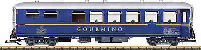 LGB Mark IV Dining Car RhB - G-Scale