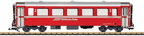 LGB Exp Pass Car 2nd Cl RhB - G-Scale