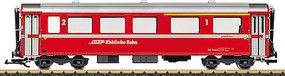 LGB Exp Pass Car 1/2 Cl RhB - G-Scale