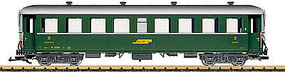 LGB RhB Pass Car Set 2nd Class G Scale Model Train Passenger Car #32521
