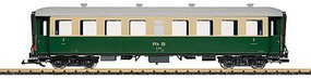 LGB Pass Car 2nd Class RhB - G-Scale
