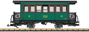 LGB TIV Pass Car MTVS - G-Scale