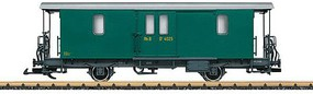 LGB Baggage Car Era III RhB - G-Scale