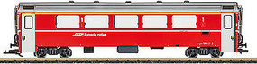 LGB RhB Exp Pass Car Type A G Scale Model Train Passenger Car #35513