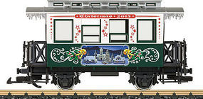 LGB Christmas Car 2015 - G-Scale