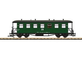 LGB Pass Car Era IV DR - G-Scale