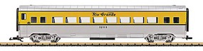 LGB Pass Car Era III DRGW - G-Scale