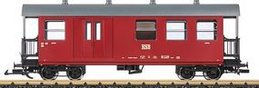 LGB Pass/Baggage Car Harzquer - G-Scale