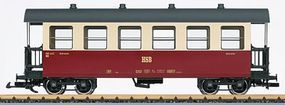 LGB 2nd Class Pass Car HSB - G-Scale