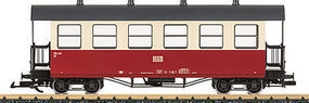 LGB HSB Pass Car Set 2nd Class G Scale Model Train Passenger Car #37732