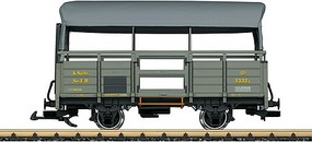 LGB SOEG Freight Car Era VI - G-Scale