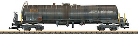 LGB Tank Car Weathered RhB - G-Scale