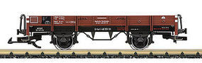 LGB DRG Type Xt Low Side Car - G-Scale