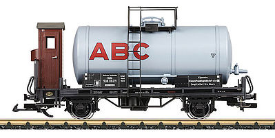 LGB DRG Koln Design Tank Car - G-Scale