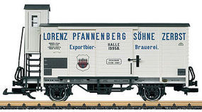 LGB Pfannenberg Beer Car - G-Scale