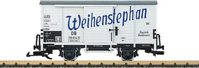 LGB Beer Car WeihenStephan G-Scale