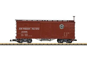 LGB Boxcar Era III SP - G-Scale