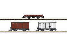 LGB 100 Yrs OEG 3-Car Set - G-Scale