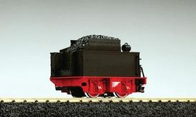 LGB Tender w/Sound Blk/Red - G-Scale