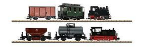 LGB Dgtl 2-Train Starter Set - G-Scale