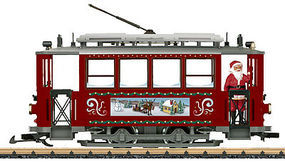 LGB Xmas Trolley Start Set - G-Scale