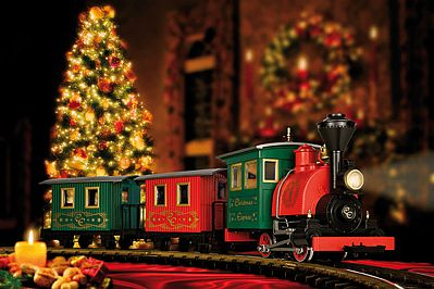 LGB Christmas Starter Set - G-Scale