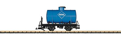 LGB Toy-Train Aral Tank Car - G-Scale