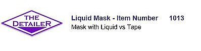 Long Enterprises The Detailer Liquid Mask 1oz. Bottle
