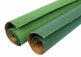 Life-Like (bulk of 12) Bulk of 12 Grass Mat Dark Green Model Railroad Grass Mat HO Scale #1007