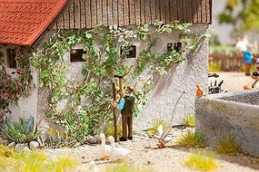 Life-Like Virginia Creeper SceneMaster Botanicals Kit Model Railroad Grass Earth HO Scale #1072