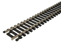 Life-Like 36 Inch Flex Track 5 Pack Code 100 Nickel Silver Model Train Track HO Scale #3004