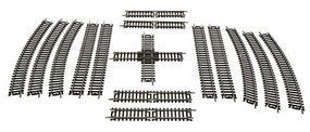 Life-Like Track Expander Figure Eight Code 100 Nickel Silver Model Train Track HO Scale #3006