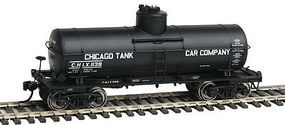 Life-Like-Proto 326 Type 21 ACF 8,000-Gallon Chicago Tank Car Co HO Scale Model Train Fregiht Car #100332