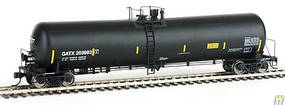 Life-Like-Proto 55 Trinity 30,145-Gallon Tank Car GATX #203692