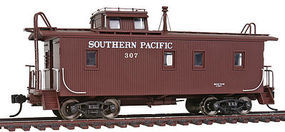 Life-Like-Proto SP C-30-1 Caboose SP #307 HO Scale Model Train Freight Car #103108